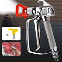 3600PSI Spray Gun width 517 Tip & Guard Airless Paint Sprayer