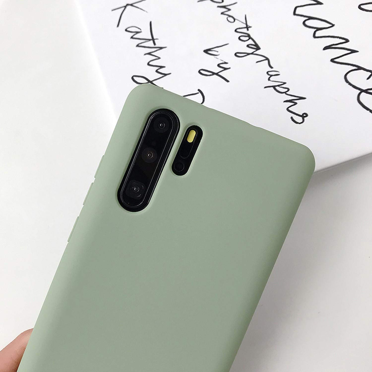 Amazon.com: HANBINGPO Phone Case for Huawei P20 P30 Pro P10 ...