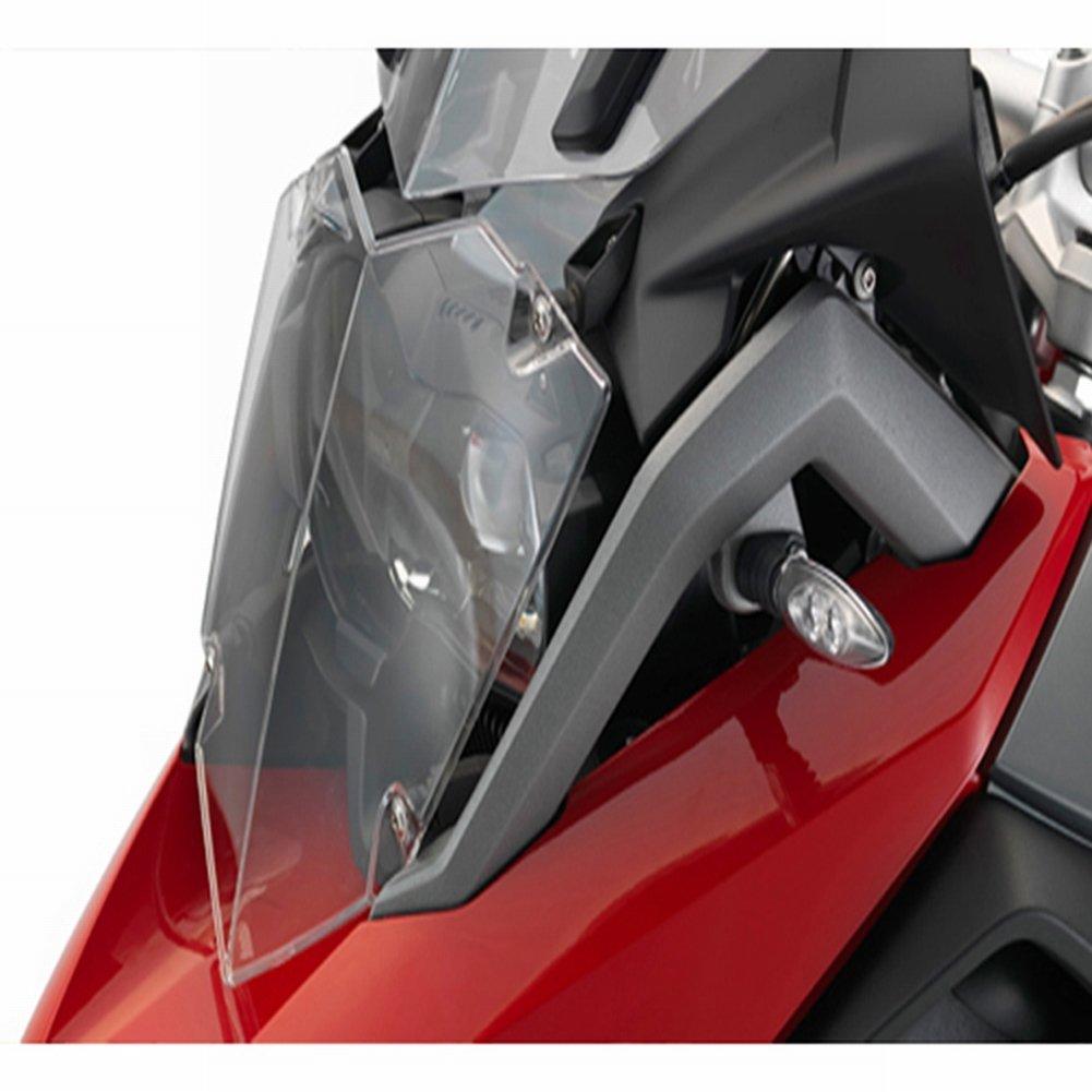 XX eCommerce Moto Avant Phare de Bewachen Cache Lentille Protection pour 2013-2017 B-M-W R1200GS ADV 2014 2015 2016