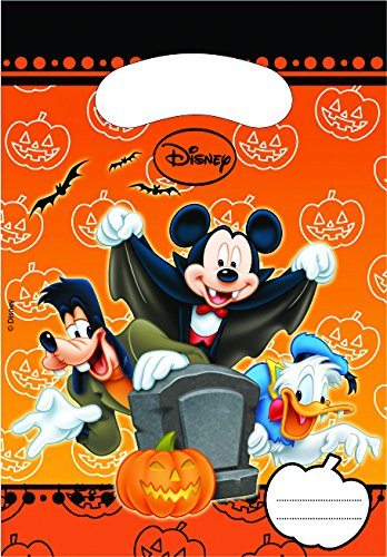 Procos S.A. Mickey Mouse Halloween Favour Bags (Sa Halloween)