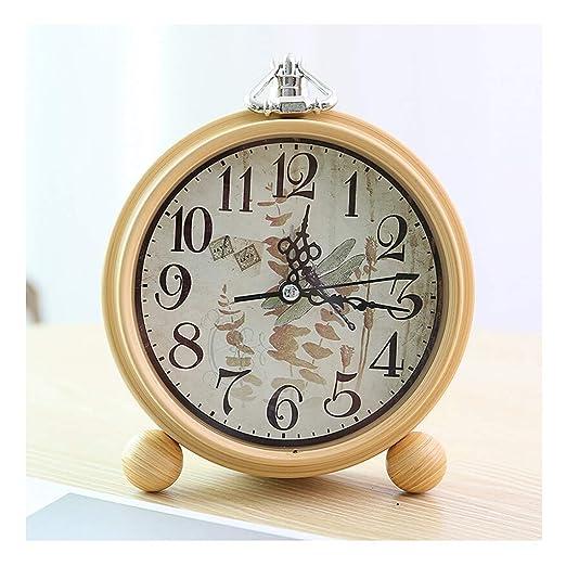 Relojes de Escritorio Reloj de mesa Decoración de la habitación ...
