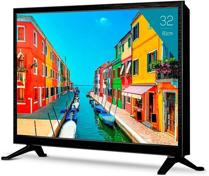 Televisor Led 32 Pulgadas HD, TD Systems K32DLM3H. Resolución 1366 x 768, 3X HDMI, VGA, USB Reproductor y Grabador.: Amazon.es: Electrónica