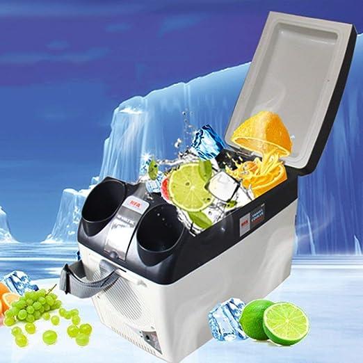 XHX Una caja más fresca, congelador de refrigerador del coche de ...