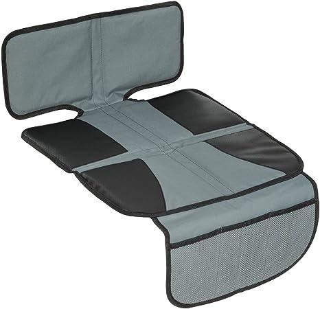 Autositzauflage Unterlage Kindersitz Spielzeugtasche Sitzschoner Auto schwarz