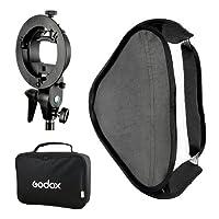 Godox pieghevole Softbox Diffusore Octobox per flash Nikon SB800 SB900 SB910 Canon 430EX 580EX2 600EX YN 560II 560III 565EX 568EX 568EX2 Godox V850 V860C (circa 80x80 cm)