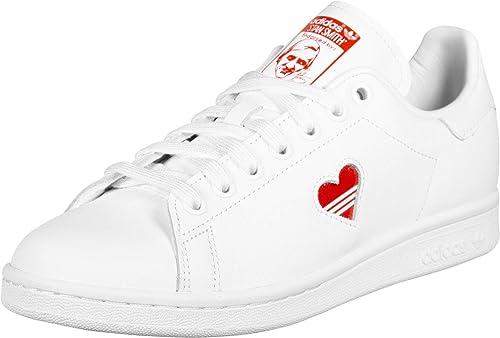 adidas Stan Smith W, Zapatillas de Gimnasia para Mujer: Amazon.es: Zapatos y complementos