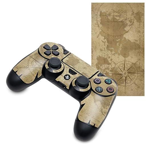 kwmobile Adhesivo para Playstation Controlador de PS 4 / 4 Pro (1 ...