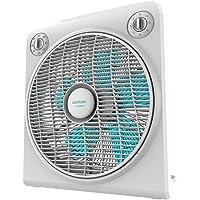 Cecotec Ventilador de Suelo EnergySilence 6000 PowerBox, 50 W, 5 aspas, 3 velocidades, Motor…