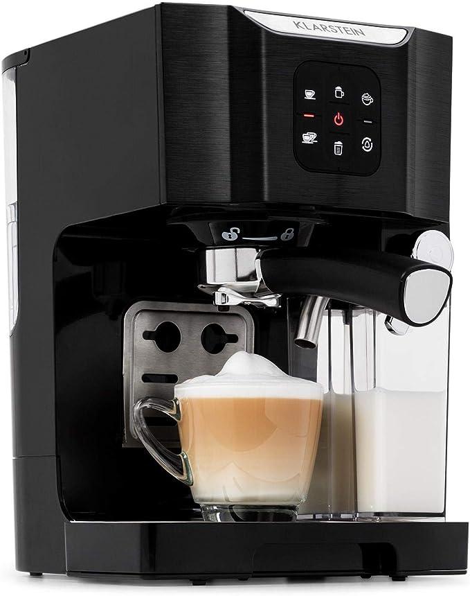 Klarstein café - 3 en 1 para espresso, Sistema de autolavado ...