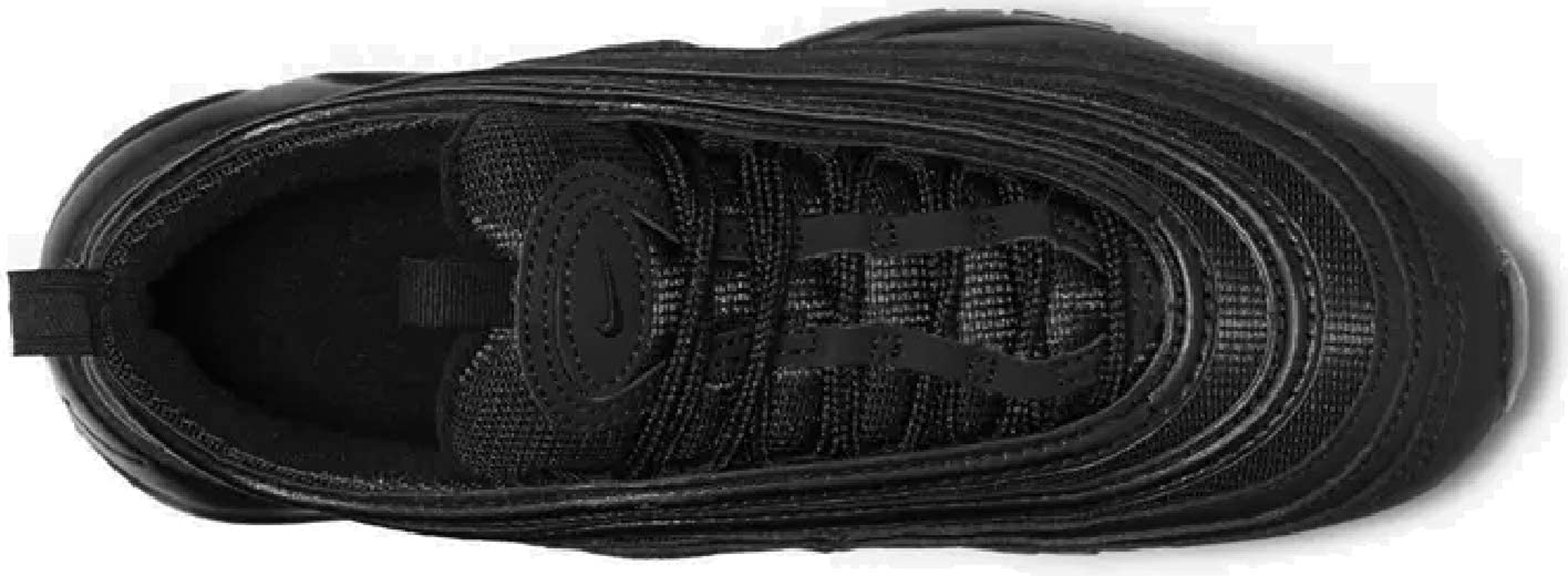 Nike Air Max 97 OG BG, Chaussures de Running Compétition garçon Noir Black Black Black 001