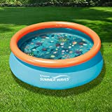 The Patio Swimming Pool Set, Inflatable Pool, Round