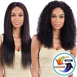"BOHEMIAN CURL 7PCS (14"" 16"" 18"") - Naked Nature Brazilian Virgin Remy 100% Human Hair Wet & Wavy"
