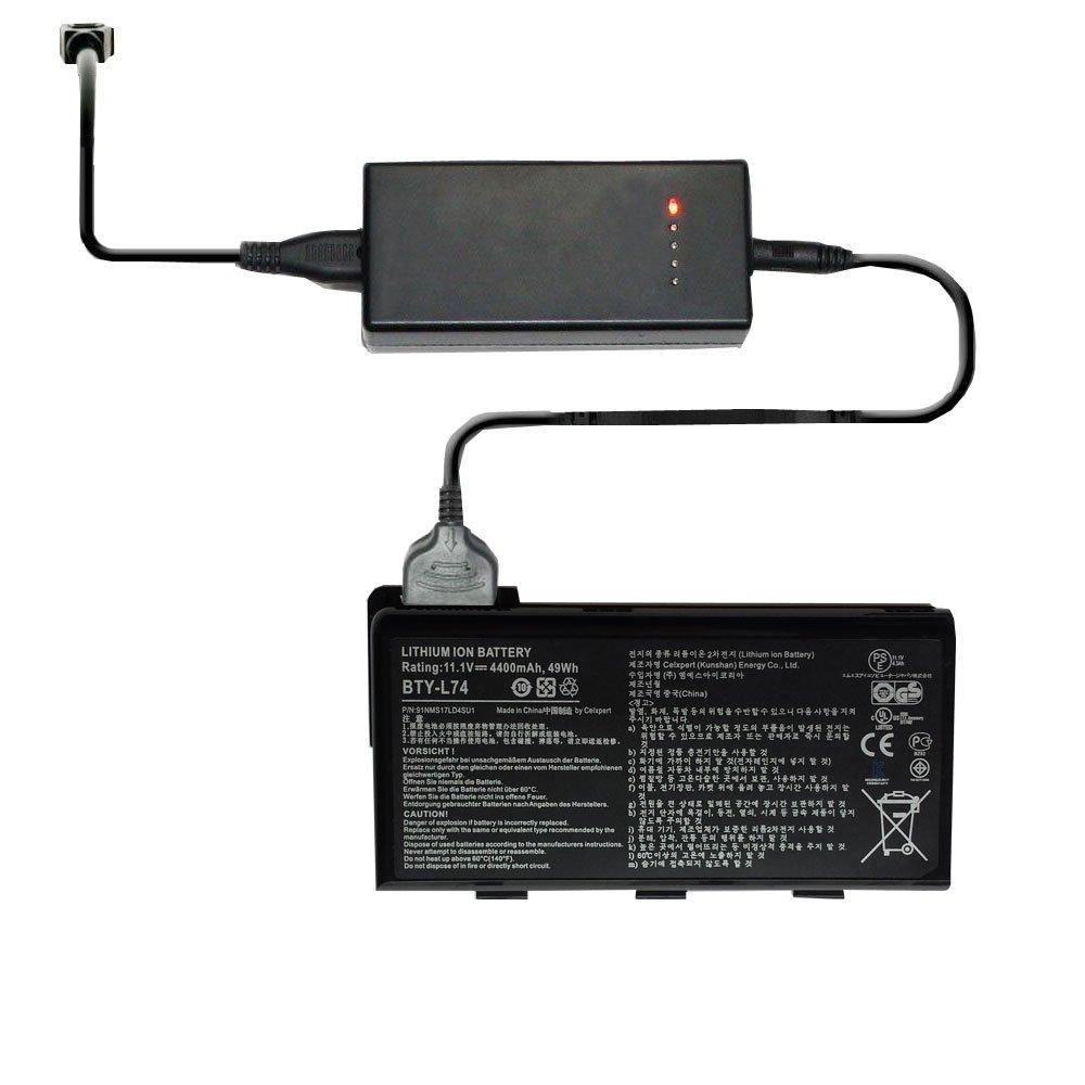 Amazon.com: Generic Laptop Cargador de batería externa para ...