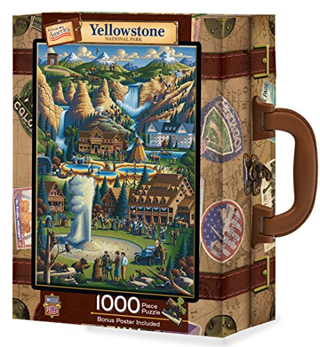 1000 piece puzzles travel - 8