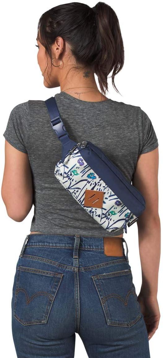 Jansport Mens Waisted 100/% Polyester waist bag Bags