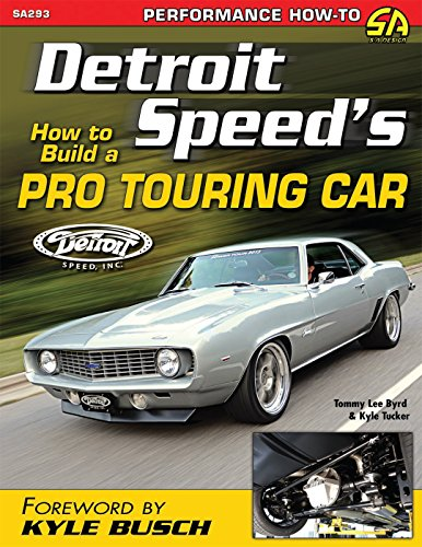 - Detroit Speed's How to Build a Pro Touring Car (Sa Design)
