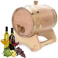 GOTOTOP 5L/10L Barril de Vino dispensador, Vino Barril
