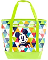 Amazon.com: Disney Mickey Minnie Beach Bag / Carry-All Bag ...