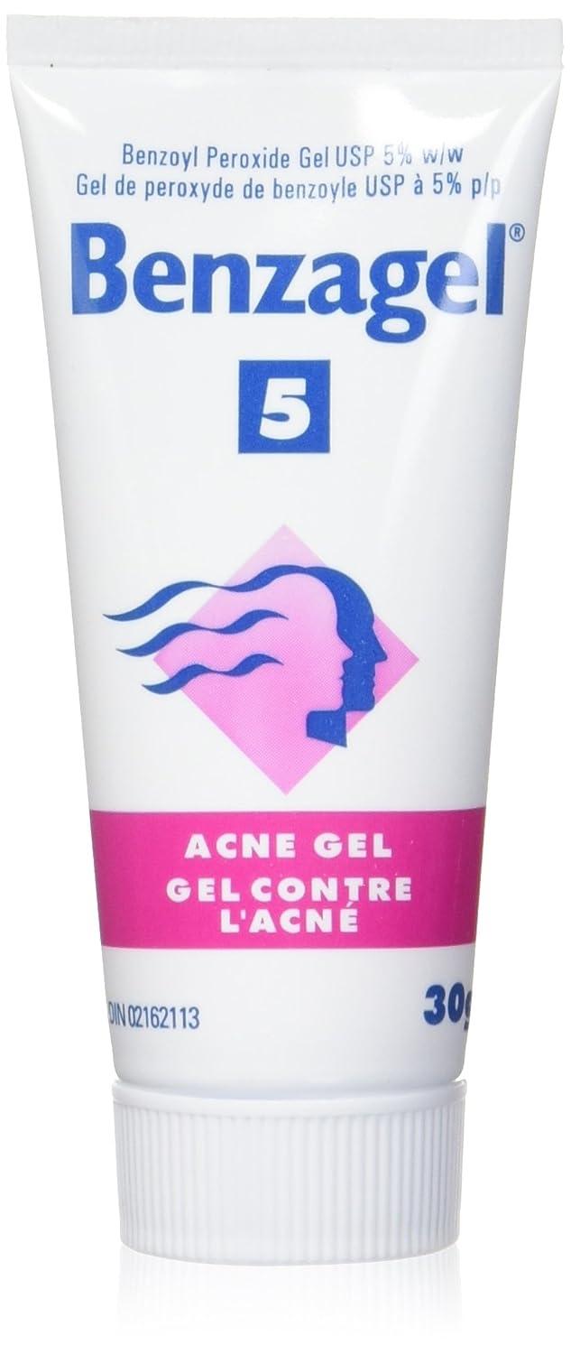 Benzagel Acne Gel, 30gm 074108204905