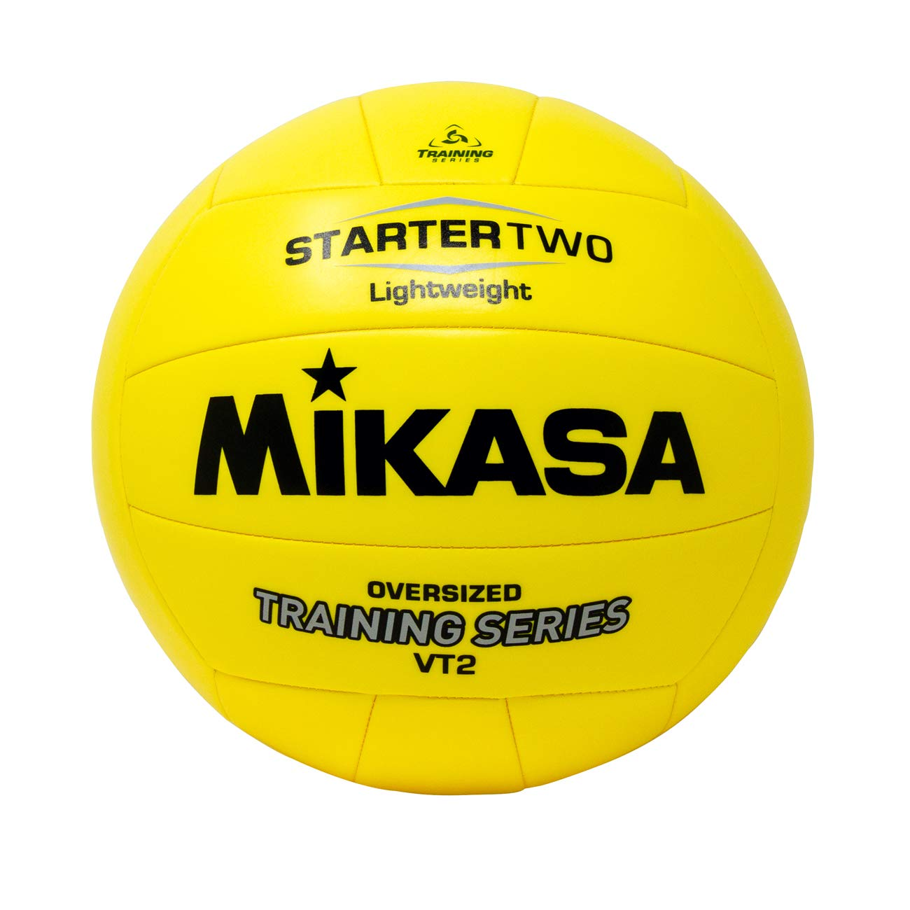 Mikasa Starter Dos 7 oz Grande Voleibol: Amazon.es: Deportes y ...