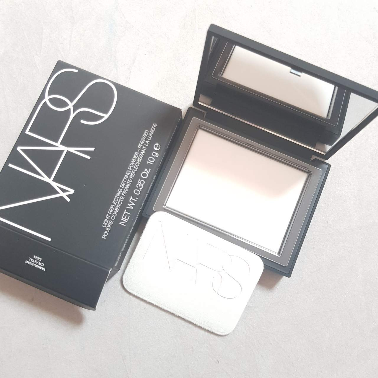 NARS Translucent Crystal Light Reflecting Setting Powder