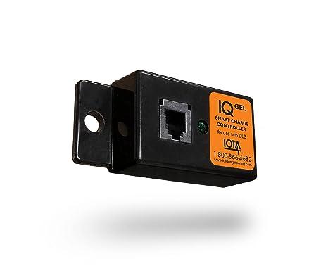 Iota Iq-Gel - Cargador a Granel para Baterías de Gel: Amazon ...