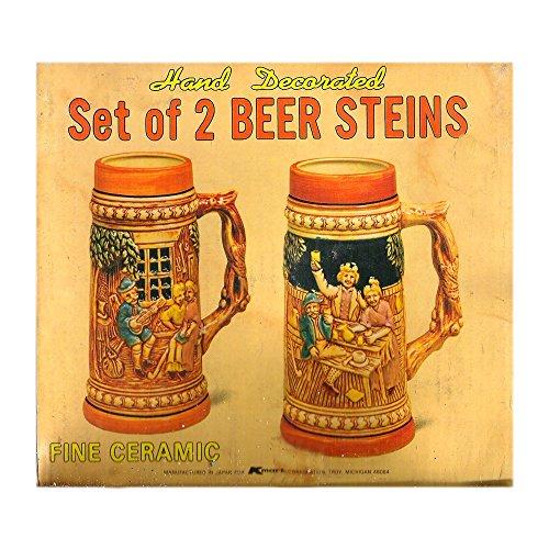 vintage-kmart-hand-decorated-set-of-2-beer-steins