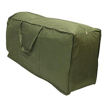 Elegant Outdoor Patio Furniture Seat Cushion Storage Bag Waterproof Lightweight  Carry Case