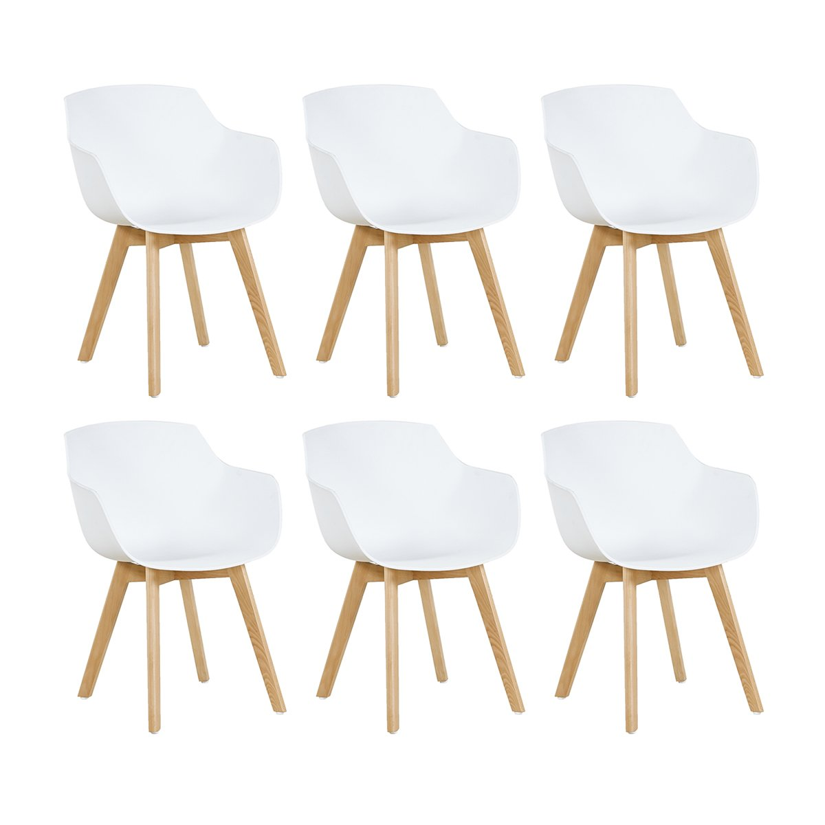 2 4 6 sedie da poltrona moderno design sedie cucina for Sedie moderne design