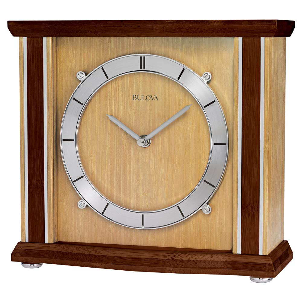 Bulova Emporia Mantel Clock B1667