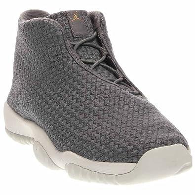 318c4a1653 Amazon.com | Nike AIR JORDAN FUTURE BG (GS) BIG KIDS SIZE 6.5 Grey ...