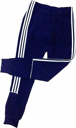 abajo Detenerse Premedicación  adidas Challenger - Pantalones para Hombre, Color Azul Marino/Blanco, Talla  XXL: Amazon.es: Zapatos y complementos