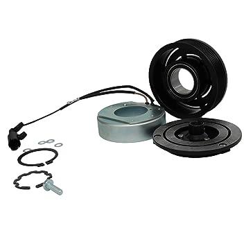 Amazon.com: Hex Autoparts A/C AC Compressor Clutch Repair Kit for Mini Cooper 2002-2008: Automotive