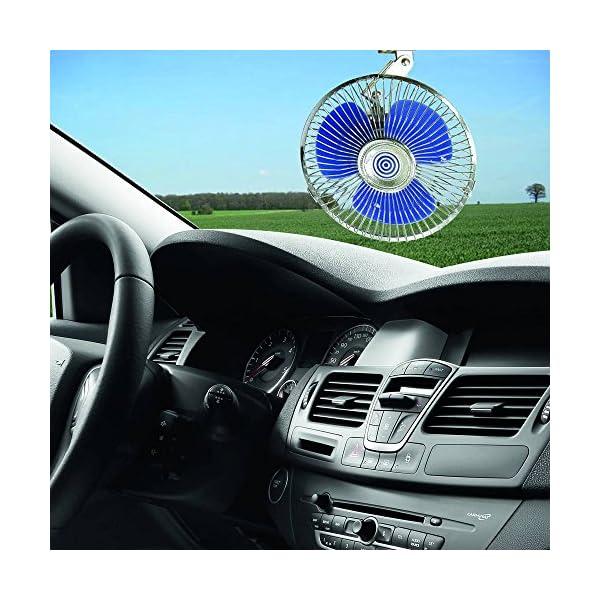 614dX54NN0L Carpoint 0570010 Ventilator 12V, Silber
