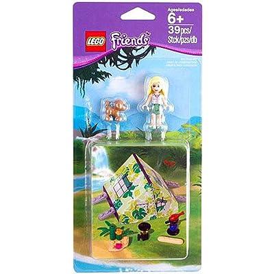 LEGO Friends Set #6077708 Jungle Accessory Set: Toys & Games
