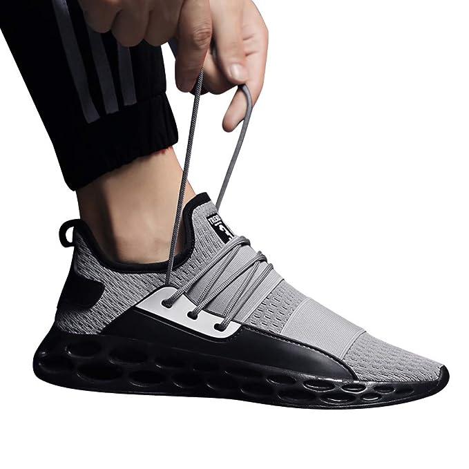 Zapatillas de Tenis de los Hombres, Ocasionales para Las Zapatillas de Tenis Adultas