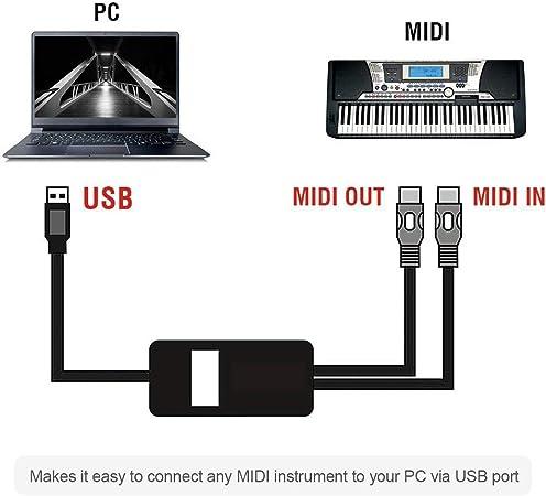 Convertidor de cable adaptador adaptador de interfaz USB a ...