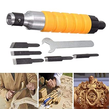 Cuchillos para tallado de carpintería eléctrica, juego de ...