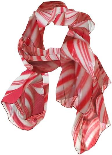 Candy Color Women Fashion élégant Long Soft Silk Chiffon Scarf Wrap Shawl Scarve