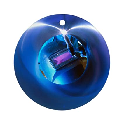 CafePress Welder Welding Stainless Steel Tube - Round Orname Round Holiday  Christmas Ornament - Amazon.com: CafePress Welder Welding Stainless Steel Tube - Round