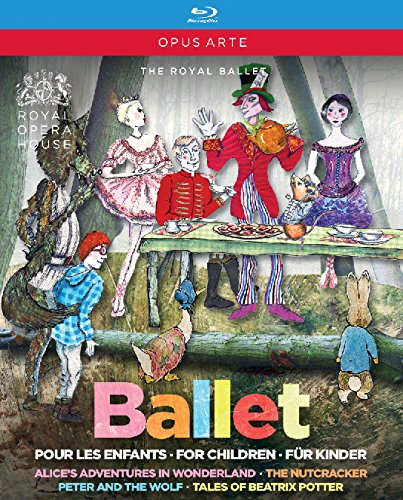 Ballet for Children (4PC)