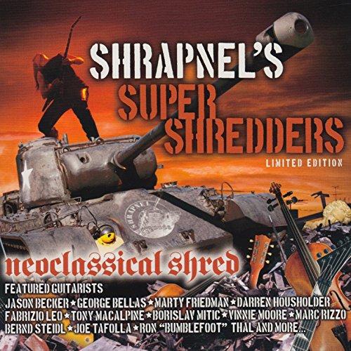 Shrapnel's Super Shredders: Ne...