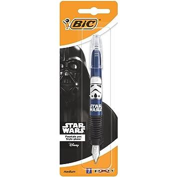 BIC 4 Colours Grip Ballpoint Pens 2+1 Pack
