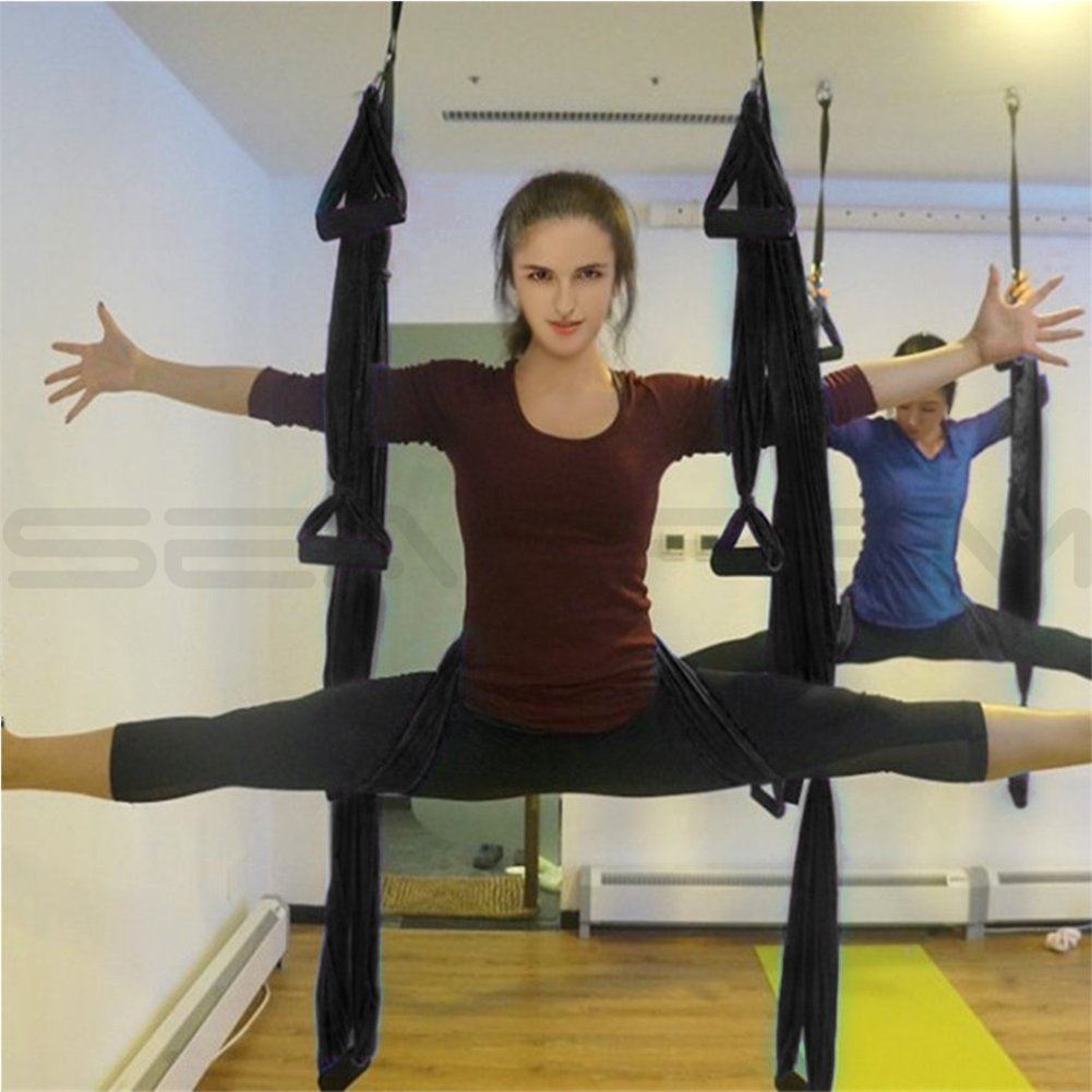 inpay - Yoga inversión Swing - anti gravedad Avión Trapecio ...