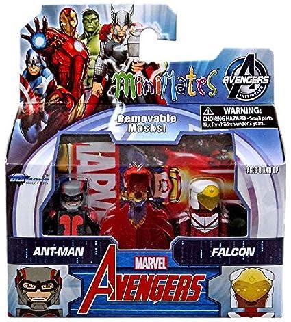 Marvel Minimates Walgreens Wave 3 Avengers Ant-Man