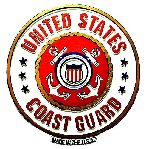 United States Coast Guard Seal Fridge Magnet