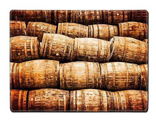Old Whiskey Barrels - 9