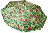 Leoma Lovegrove Soiree Beach Umbrella One Size Green/Pink/Orange/Blue For Sale