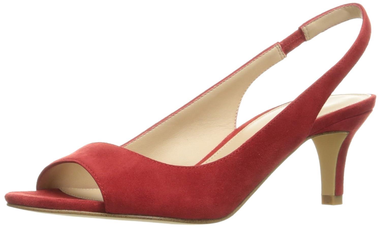 Pelle Moda Women's Belini-Su Dress Pump B01MFBNWLS 9 B(M) US|Red