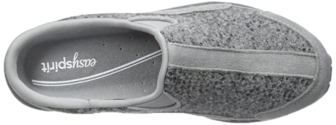 Women's Shoes Honest Easy Spirit Travelwool Mule 8.5 Black Traveltime Sparkly More Discounts Surprises